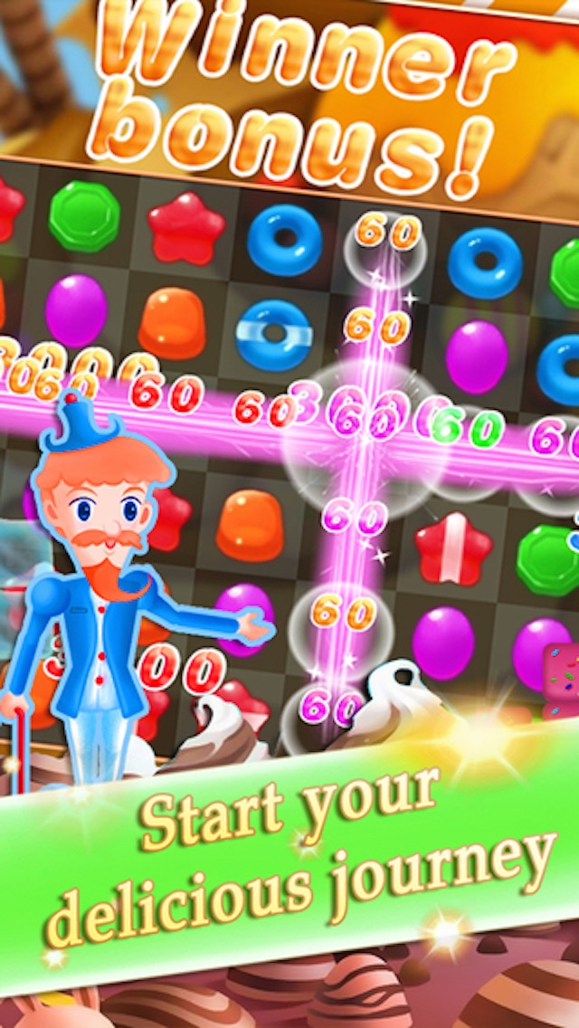 Candy Jewel Smash – 3 match puzzle game Cheat Codes