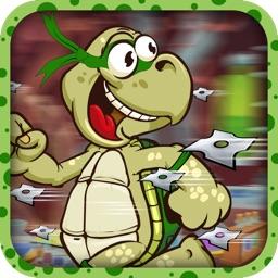 Box the Turtle Escape - Ninja Assault Mayhem Paid