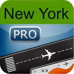 New York Kennedy Airport JFK- Flight Tracker