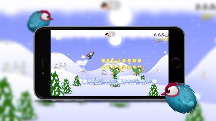 Jetpack Dodo Wonderland ( Winter Special ) screenshot-3