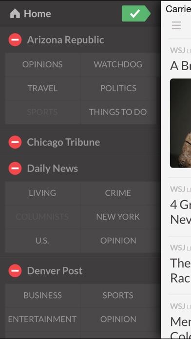 Newspapers Us review screenshots