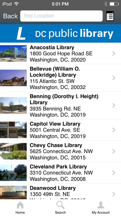 DC Public Library screenshot-3