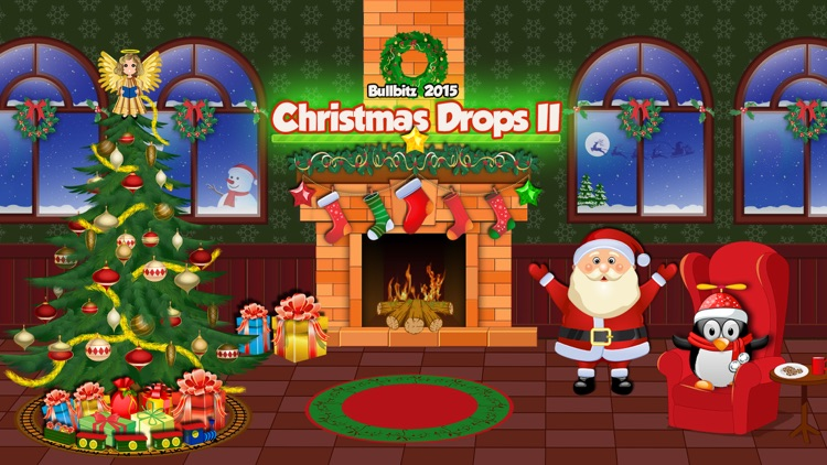 Christmas Drops 2 - Match three puzzle