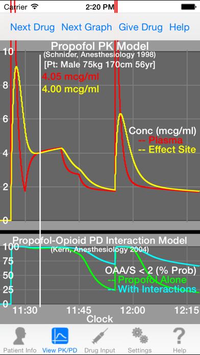 点击获取AnestAssist PK/PD