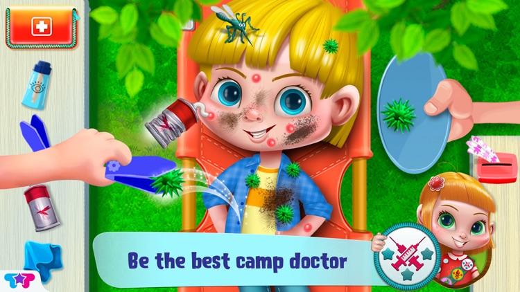 Messy Summer Camp - Outdoor Adventures for Kids screenshot-3