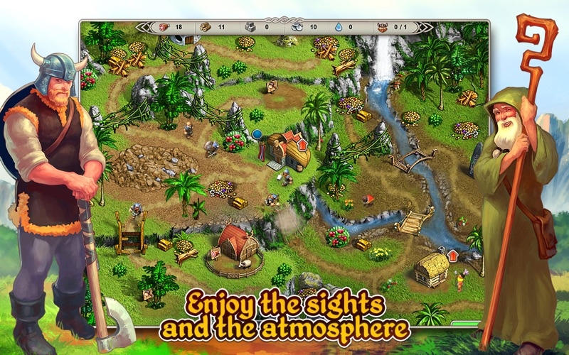 Viking Saga: Epic Adventure (Freemium) screenshot 4