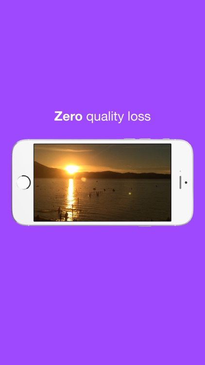TruSloMo - Share slow motion video to Instagram, WhatsApp, WeChat. Supports 240fps and 120fps video from iPhone 5S, iPhone 6, iPhone 6+ screenshot-3