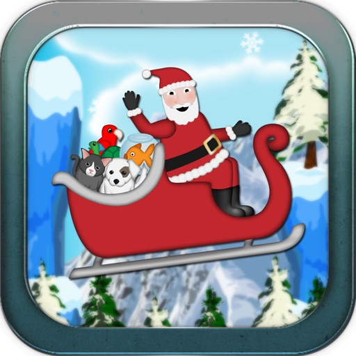 Santa-Claus Christmas Holiday Happy Jump Game for Free