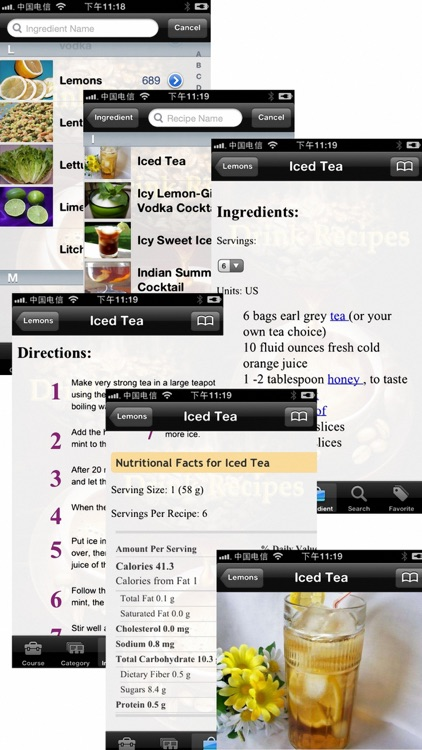 10000 Drink Recipes app image