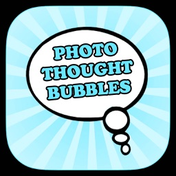 Photo Thought Bubbles - Add Thought and Speech Bubbles to Your Pics