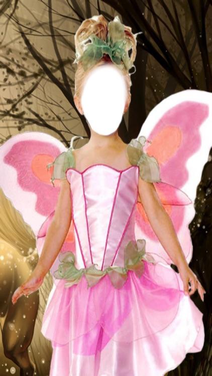 Fairy Dress Photo Montage screenshot-3