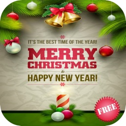 Merry Christmas Greeting ECards & Fun Happy New Year
