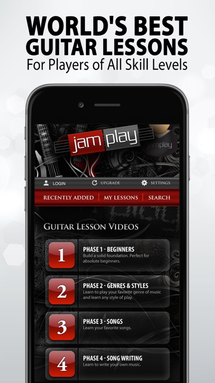 Guitar Lessons - JamPlay