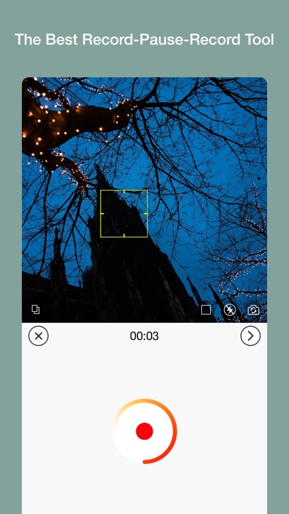 InstaCapture - Go and Pause Video Maker