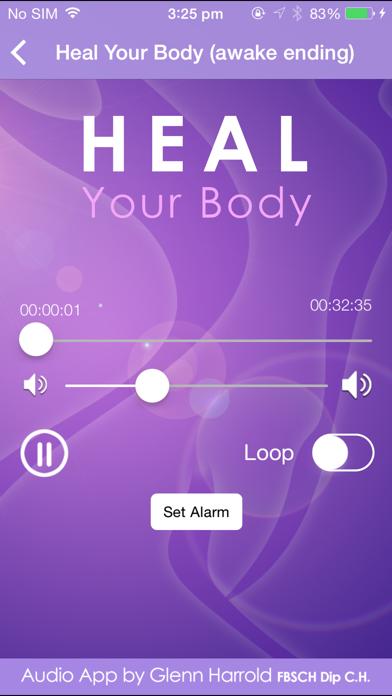 Heal Your Body by Glenn Harrold: Hypnotherapy for Health & Self-Healingのおすすめ画像3