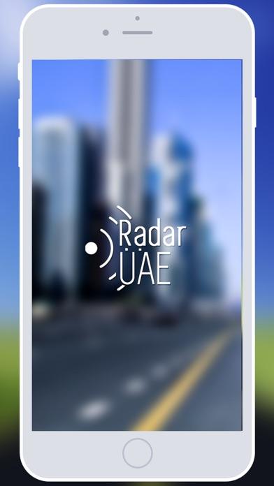 Screenshot for رادار الإمارات - Radar UAE: Speedcam Detector in Lebanon App Store