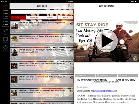Law Abiding Biker Podcast-ipad-1
