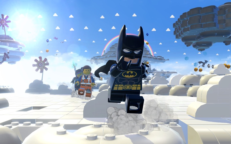 The LEGO® Movie Videogame Screenshot