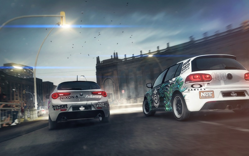 Screenshot #1 pour GRID 2 Reloaded Edition