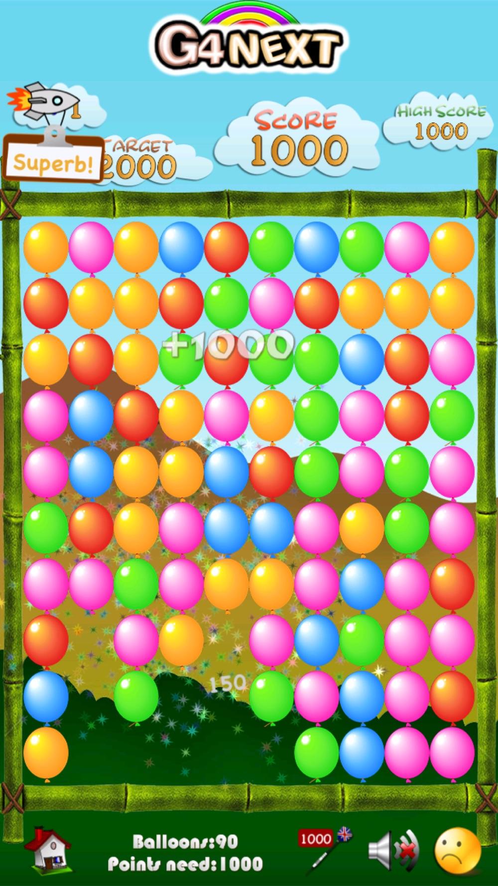 Balloon Crush Cheat Codes