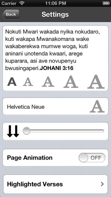 Shona Bible screenshot-3