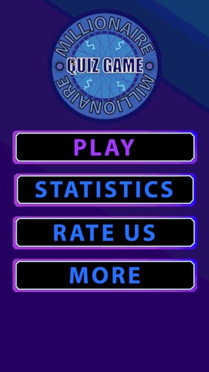 Millionaire Quiz Game Free
