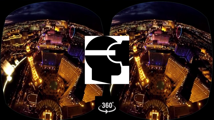VR Virtual Reality Helicopter Flight Las Vegas screenshot-0