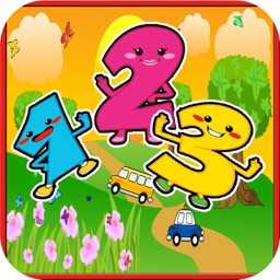 Monkey Counting Numbers For Kids Free