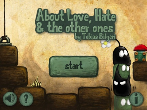 About Love, Hate and the other ones на iPad