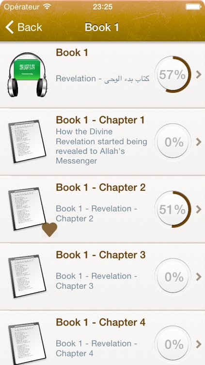 Sahih Bukhari Audio mp3 in Arabic and Text in English