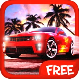 Street Muscle 3D - Car Racing 3D with American Muscle Cars