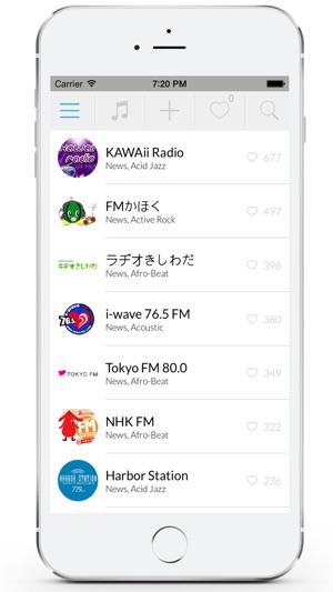 Radio Japan - Japanese Radios on the App Store
