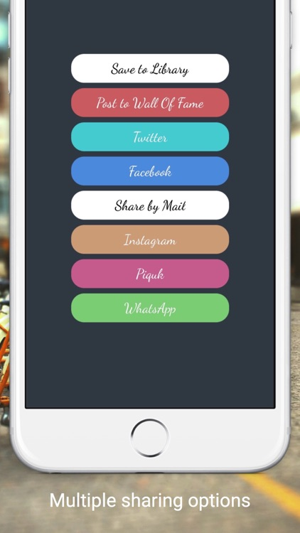 Social InstaCam - Photo editor with the Best Filters & Collage for Share with the World screenshot-3