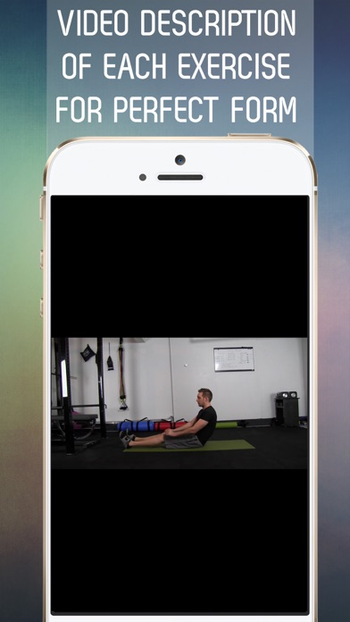 7 Minute Sexy Abs Workout for Fab Abs in 30 Days Screenshot 3