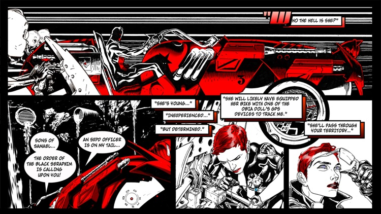 SXPD: Extreme Pursuit Force. The Comic Book Game Hybrid screenshot-2