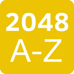 2048 Alphabet Edition
