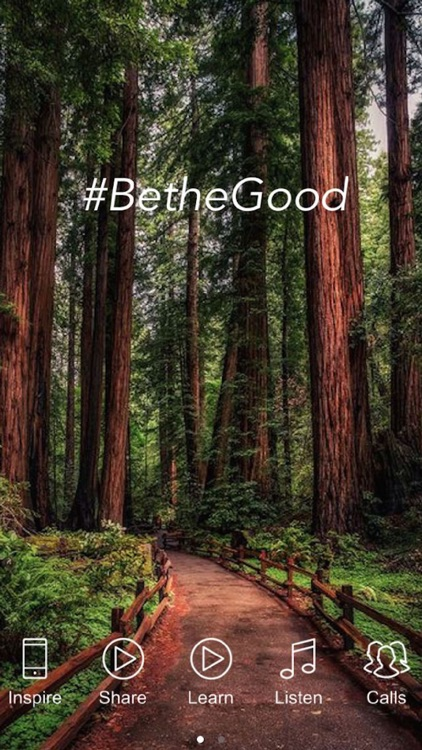 #BetheGood screenshot-0