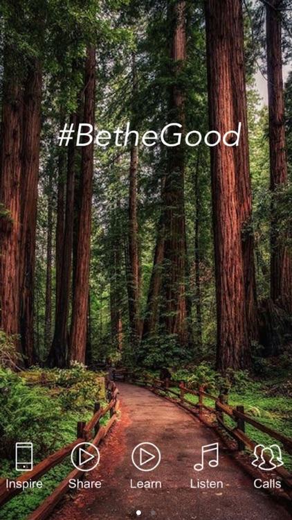 #BetheGood