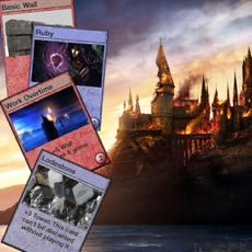 Activities of Two Towers - is a card board game for family, kids and Might and Magic fans. HD