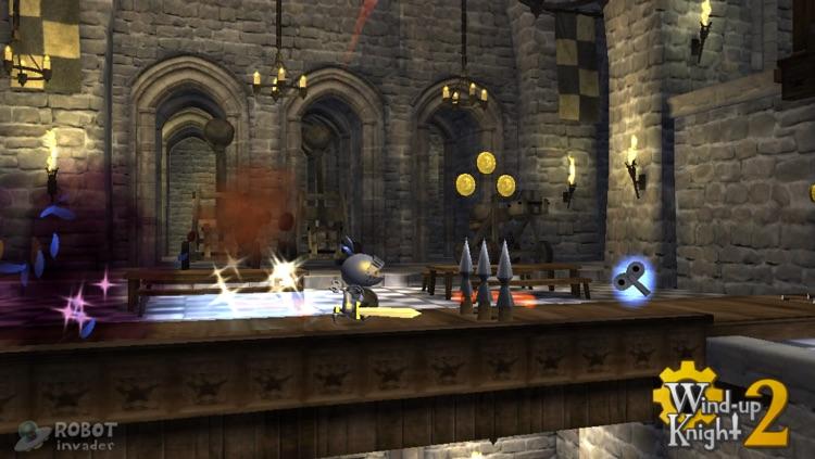 Wind-up Knight 2 screenshot-4