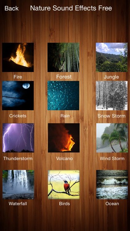 Nature Sound Effects Free!!
