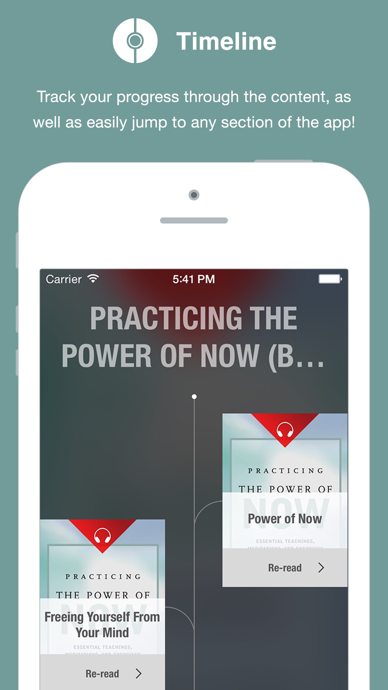 Practicing the Power of Now by Eckhart Tolle (with Audio) Screenshot