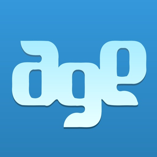 Age App - Share Age Photos on Twitter, Facebook and Instagram