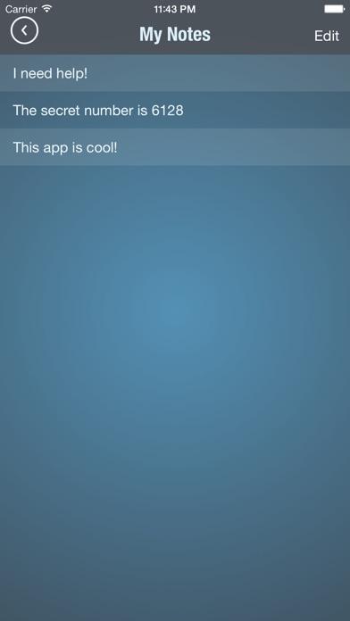 Screenshot for Speech to notes in Czech Republic App Store