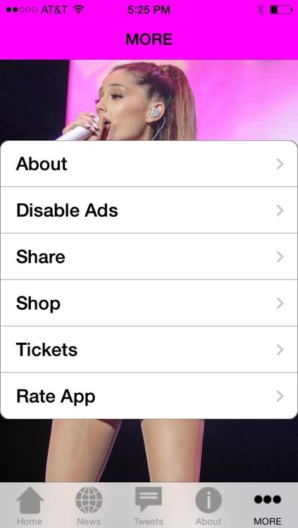 Music Fans - Ariana Grande Edition screenshot-3
