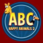 ABC Happy Animals 2 icon