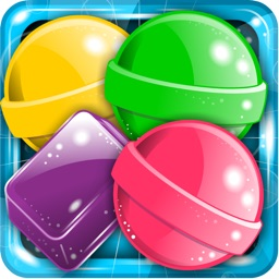 ``A Cotton Candy Mania`` - Blast Of ZigZag Puzzle Games For Pets And Kids HD FREE