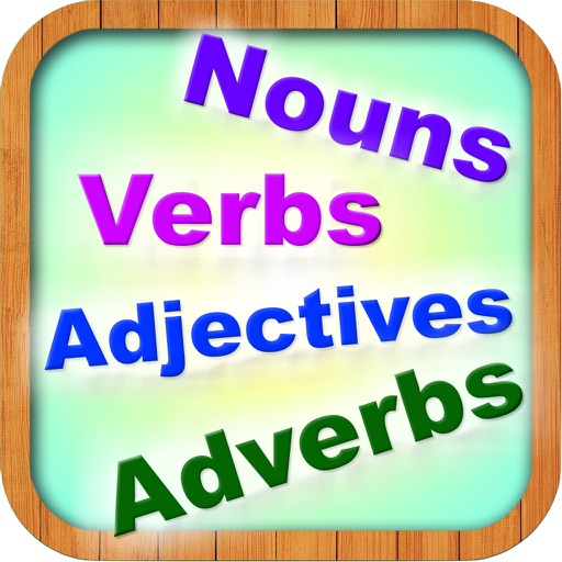 English Grammar - Nouns, Verbs, Adjectives and Adverbs for all level Free