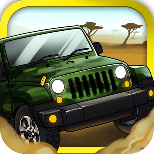 3D Safari Jeep Racing Game with Endless Real Adventure Simulator Driving FREE