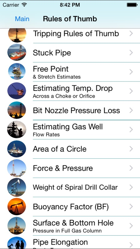 OilField Formulas for iHandy Calc  - Online Game Hack and